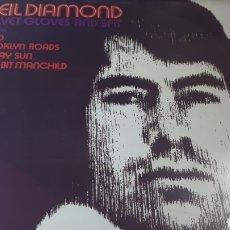 Discos de vinilo: NEIL DIAMOND VELVET GLOVES AND SPIT. Lote 221786425