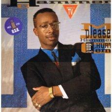 Discos de vinilo: MC HAMMER - PLEASE HAMMER DON'T HURT 'EM - LP 1990. Lote 221786583