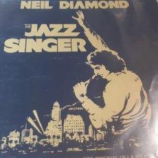 Discos de vinilo: NEIL DIAMOND THE JAZZ SINGER. Lote 221786636