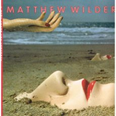 Discos de vinilo: MATTHEW WILDER - I DON'T SPEAK THE LANGUAGE - LP 1983. Lote 221787430