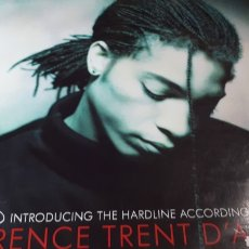 Discos de vinilo: TERENCE TRENDT D ARBY INTRODUCING THE HARDLINE ACCORDING TO. Lote 221787726