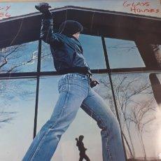 Discos de vinilo: BILLY JOEL GLASS HOUSES. Lote 221789647