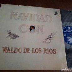 Disques de vinyle: WALDO DE LOS RIOS - NAVIDAD CON WALDO DE LOS RIOS - HISPAVOX HHS 11-250 - 1973-LP-. Lote 221789847
