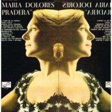 Discos de vinilo: MARIA DOLORES PRADERA - EXITOS DE... - LP 1974 - PORTADA DOBLE. Lote 221789932