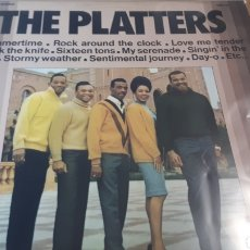 Discos de vinilo: THE PLATTERS. Lote 221791511