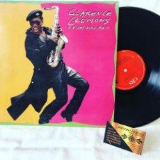 Discos de vinilo: CLARENCE CLEMONS LP. Lote 221794166