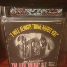 Discos de vinilo: THE NEW COLONY SIX / I WILL .... / EDICIÓN FRANCESA / MERCURY 1968. Lote 221794532