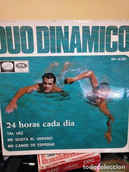 DÚO DINÁMICO EP , TAL VEZ (Música - Discos de Vinilo - EPs - Grupos Españoles 50 y 60)