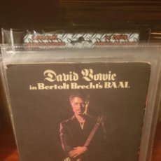 Discos de vinilo: DAVID BOWIE / IN BERTOLT ... / GATEFOLD / RCA 1982. Lote 221796657