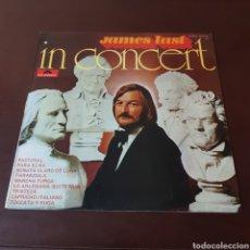 Discos de vinilo: JAMES LAST - IN CONCERT. Lote 221801737