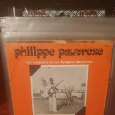 Discos de vinilo: PHILIPPE PAUVREZE / MARIE-THERESE / DISQUES ISSA. Lote 221802675