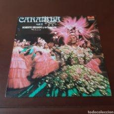 Discos de vinilo: CARAMBA VOL. 2 ROBERTO DELGADO Y SU ORQUESTA. Lote 221802985