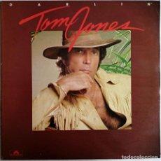 Discos de vinilo: TOM JONES-DARLIN', POLYDOR 2480-622, 2480 622, UK. Lote 221803767