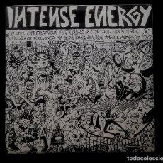 Discos de vinilo: VARIOS - INTENSE ENERGY. Lote 221804392
