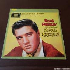 Discos de vinilo: ELVIS PRESLEY - KING CREOLE 1986 RCA. Lote 221805468