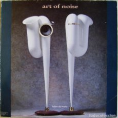 Discos de vinilo: ART OF NOISE-BELOW THE WASTE, CHINA RECORDS 839 404-1. Lote 221806826