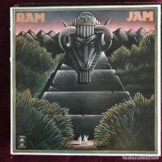 Discos de vinilo: RAM JAM - S/T - LP EPIC UK 1977. Lote 221809581