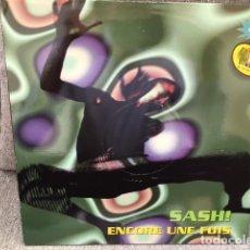 Discos de vinilo: SASH . ENCORE UNE FOIS . EDICIÓN ESPAÑOLA DE 1996. Lote 221809731