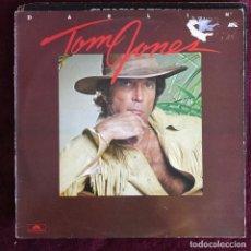 Discos de vinilo: TOM JONES - DARLIN' - LP POLYDOR UK 1981. Lote 221809877