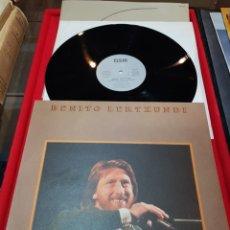 Discos de vinilo: BENITO LERTXUNDI MAULEKO BIDEAN COMO NUEVO AÑO 1987. Lote 221810923