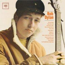 Discos de vinilo: LP BOB DYLAN BOB DYLAN VINILO 180G FOLK. Lote 221811593