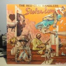 Discos de vinilo: LP THE RED CLAY RAMBLERS : STOLEN LOVE ( COUNTRY ROCK ). Lote 221811648