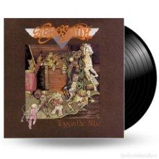 Discos de vinilo: LP AEROSMITH TOYS IN THE ATTIC VINILO 180G. Lote 221812795