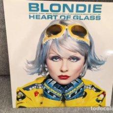 Discos de vinilo: BLONDIE . HEART OF GLASS . EDICIÓN INGLESA DE 1995. Lote 221813472