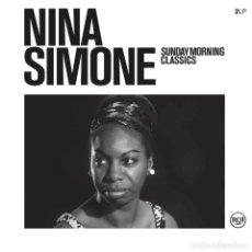 Discos de vinilo: 2LP NINA SIMONE SUNDAY MORNING CLASSICS VINILO. Lote 221815638
