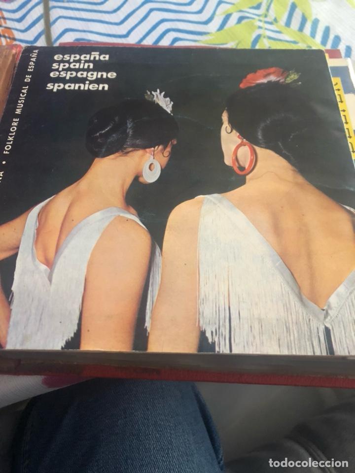 Discos de vinilo: Lote de 9 LP música española - Foto 3 - 221816825