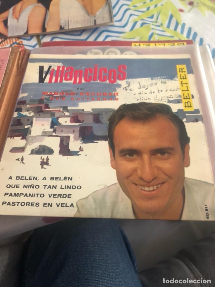 Discos de vinilo: Lote de 9 LP música española - Foto 4 - 221816825