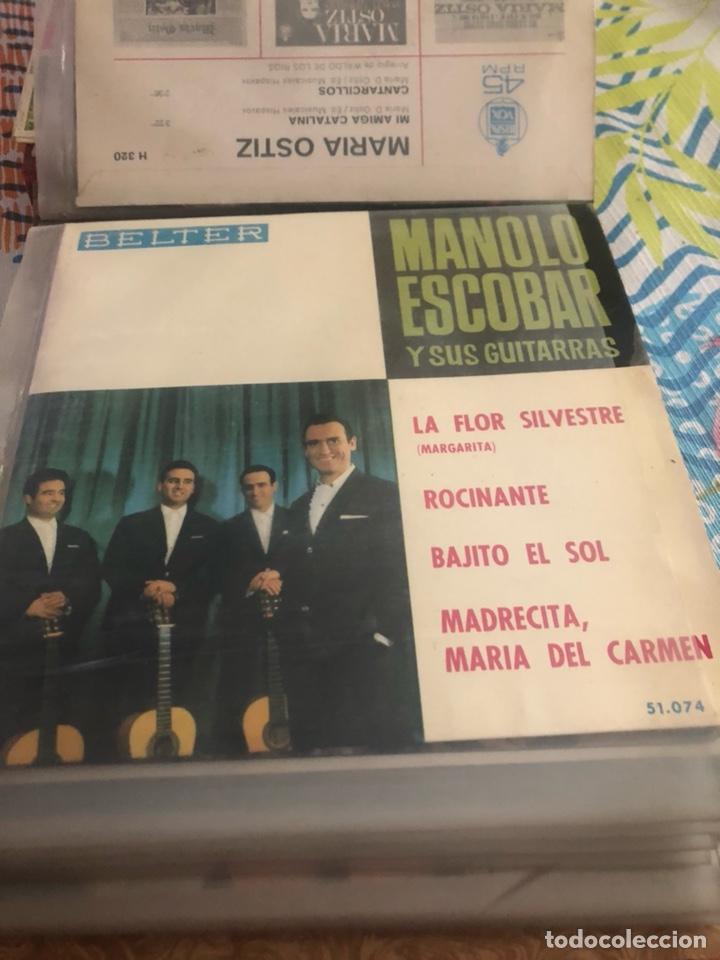 Discos de vinilo: Lote de 9 LP música española - Foto 8 - 221816825