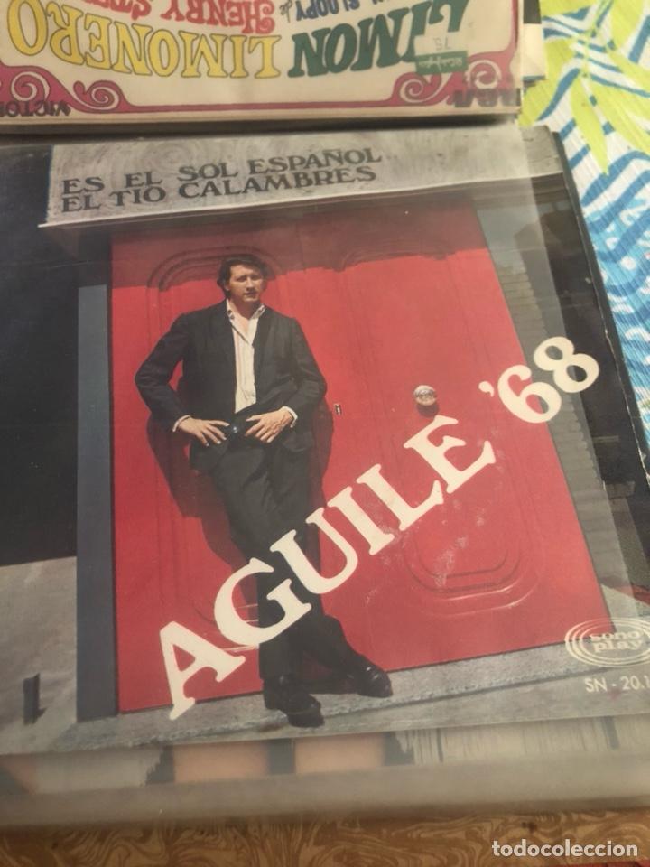 Discos de vinilo: Lote de 9 LP música española - Foto 13 - 221816825