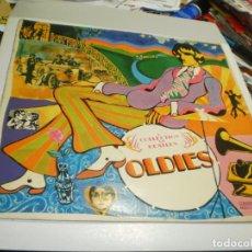 Discos de vinilo: LP THE BEATLES. A COLLECTION OF BEATLES OLDIES. EMI 1967 SPAIN (PROBADO Y BIEN). Lote 221822205