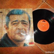 Discos de vinilo: SERGE REGGIANI LP VINILO DEL AÑO 1972 GATEFOLD 2 FIRMAS ESPAÑA CONTIENE 10 TEMAS AUTOGRAFOS. Lote 221822496