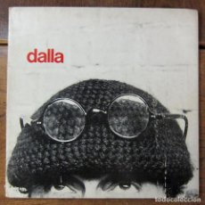 Discos de vinilo: LUCIO DALLA - DALLA - 1980 - EDICIÓN ITALIANA, PROMOCIONAL. Lote 221826726