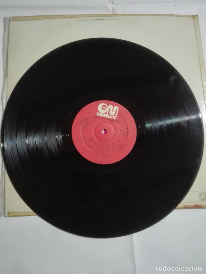 Discos de vinilo: LP Disco de Vinilo 1977 Musica de Pelicula Rocky El Golpe Taxi Driver y otras Bandas Sonoras - 210g - Foto 3 - 221827351