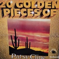 Discos de vinilo: PATSY CLINE : 20 GOLDEN PICES OF , ED ALEMANIA. Lote 221828742