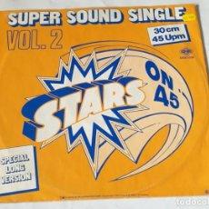 Discos de vinilo: STARS ON 45 - STARS ON 45 VOL. 2 - 1981. Lote 221829972