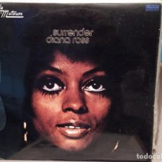Discos de vinilo: DIANA ROSS: SURRENDER ED. ESPAÑA MOTOWN RECORDS 1971. Lote 221830456