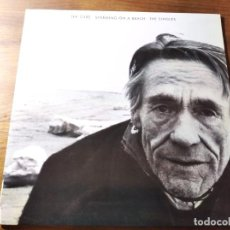 Discos de vinilo: THE CURE - STANDING ON A BEACH - THE SINGLES ********** RARO DOBLE PORTADA GATEFOLD ESPAÑOL 1986. Lote 221839188