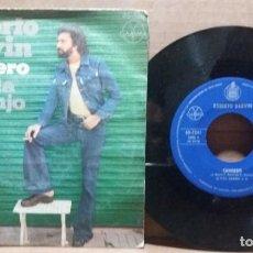 Discos de vinilo: ROBERTO DARVIN / CANOERO / SINGLE 7 INCH. Lote 221839350