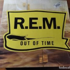 Discos de vinilo: R.E.M - OUT OF TIME ******* ORIGINAL EDICIÓN ALEMANA 1991 GRAN ESTADO. Lote 221840811