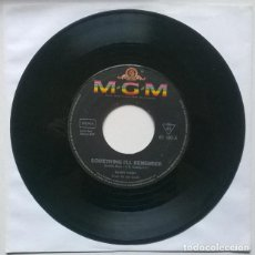 Discos de vinilo: SANDY POSEY. SOMETHING I'LL REMEMBER/ SILLY GIRL, SILLY BOY. MGM, GERMANY 1968 SINGLE. Lote 221841651