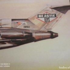 Discos de vinilo: BEASTIE BOYS LICENSED TO ILL LP. Lote 221843041