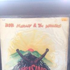 Discos de vinilo: BOB MARLEY & THE WAILERS. UPRISING.. Lote 221843216