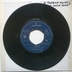 Discos de vinilo: SIR DOUGLAS QUINTET. NUEVO LAREDO/ TEXAS ME. MERCURY, HOLLAND 1969 SINGLE. Lote 221843361