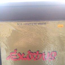 Discos de vinilo: BOB MARLEY & THE WAILERS. EXODUS.. Lote 221843812