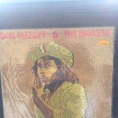 Discos de vinilo: BOB MARLEY & THE WAILERS. RASTAMAN VIBRATION.. Lote 221843956