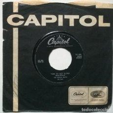 Discos de vinilo: BEACH BOYS. COTTON FIELDS/ TIME TO GET ALONE. CAPITOL, HOLLAND 1969 SINGLE. Lote 221844570